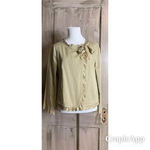 JCrew Khaki Jacket